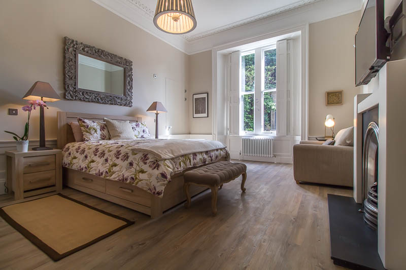 Luxurious apartment in Edinburgh