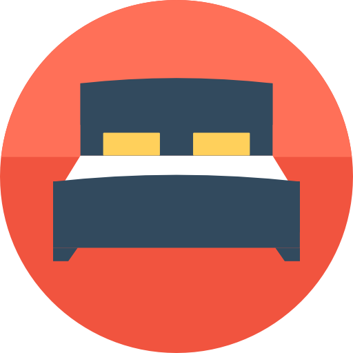 Comfortable beds in every room